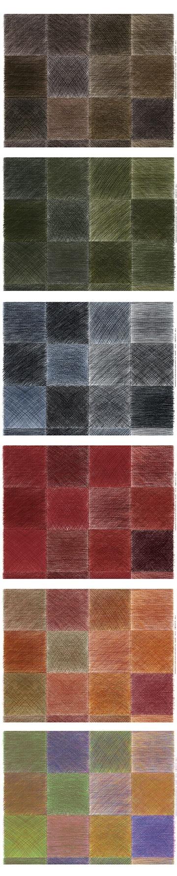 I love these designs by Fujiwo Ishimoto for Marimekko.
