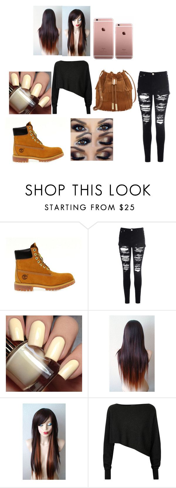 """""""Sans titre #5"""" by lindsay-leblanc on Polyvore featuring mode, Timberland, Glamorous, Crea Concept et Vince Camuto"""