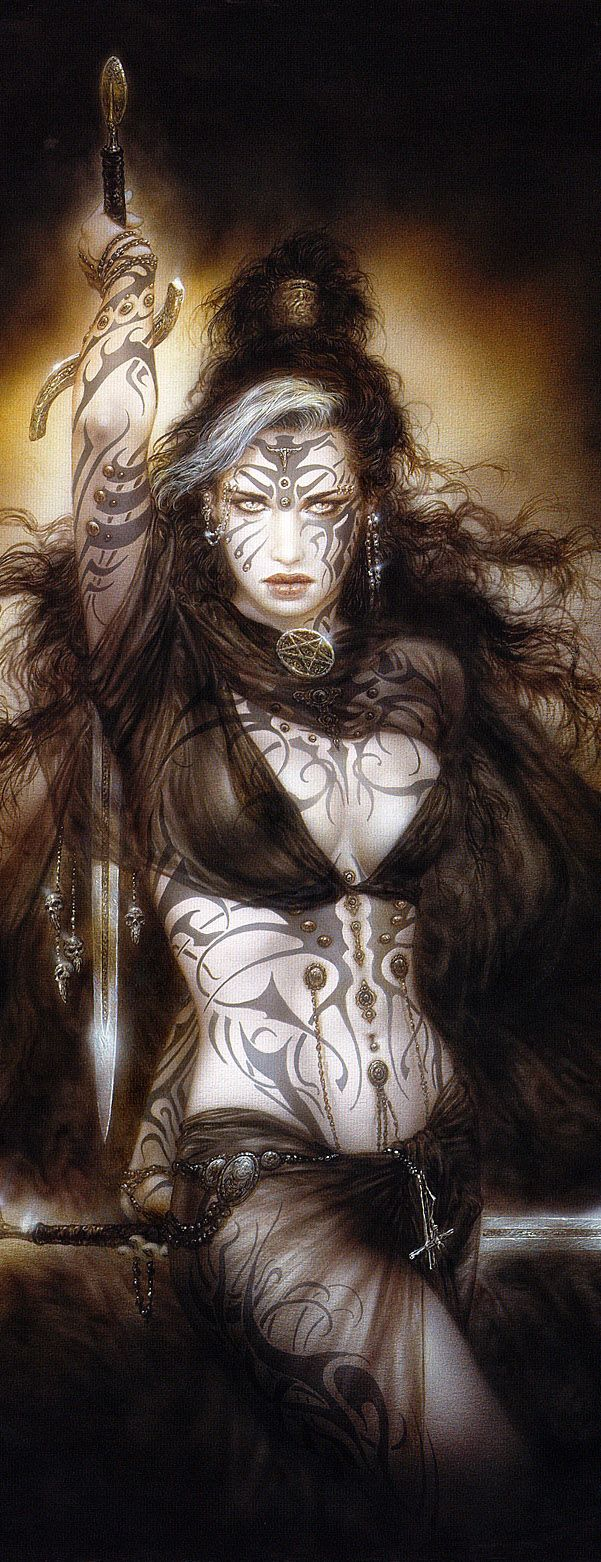 Luis Royo (detail)                                                                                                                                                      More