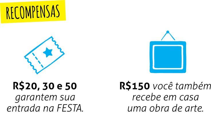 Casa 1   Benfeitoria: Crowdfunding + financiamento coletivo + comissão livre