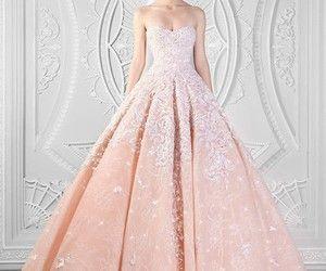 vestidos de 15 color palo rosa - Buscar con Google
