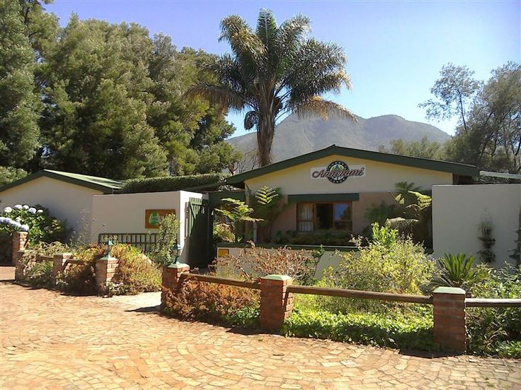 Andelomi Forest Lodge - In the heart of the Tsitsikamma Forest, surrounded by mountains and with a stream winding its way through our stunning 2 acre garden, Andelomi Forest Lodge offers local and international tourists high-quality ... #weekendgetaways #stormsriver #tsitsikamma #southafrica
