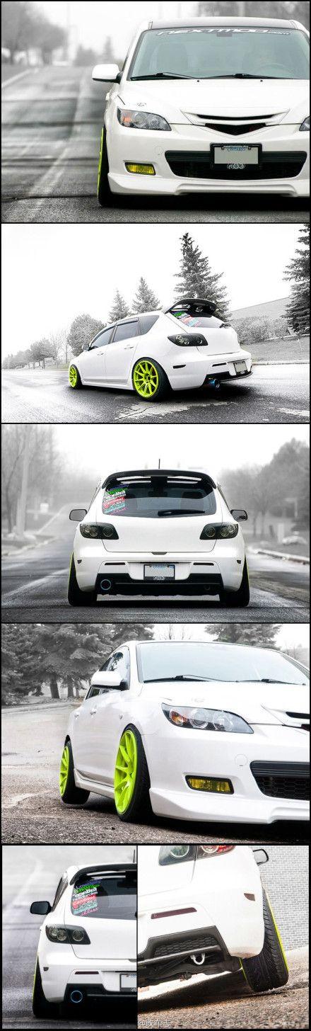 MAZDA car review 2015 Mazda 3. Love the color combo pinterest.com/... twitter.com/... instagram.com/... OceanviewBLVD.com by reviewcars2015.com