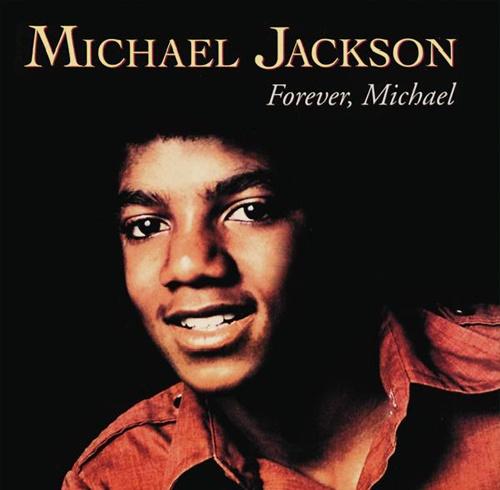 Michael Jackson's 4th Solo Studio Album - Forever, Michael (January 16, 1975)