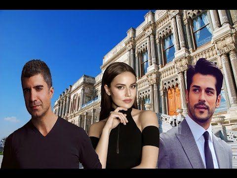 НОВОСТИ турецких актеров: Прошлая любовь ФАХРИЕ ЭВДЖЕН! Дата свадьбы Бур...