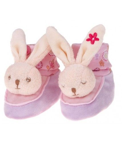 With a pair of cute and chic slippers, you can give your baby a present that will keep the small feet warm while keeping your baby's feet away from the germs and dirt.