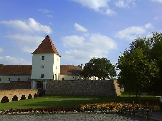 Sarvar Nadasdy Castle - Sarvar, Hungary