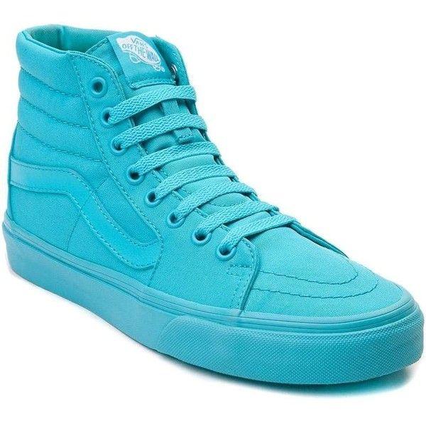 Vans Sk8 Hi Skate Shoe 99 Liked On Polyvore Featuring