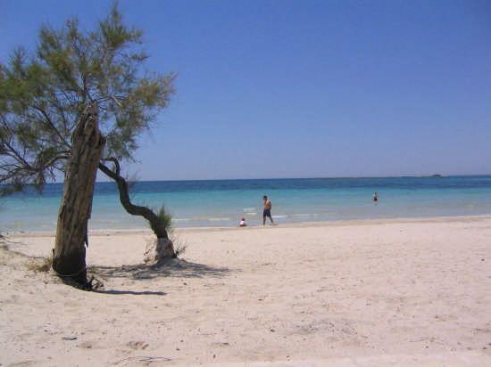 Spiaggia di Porto Cesareo, Puglia Lecce