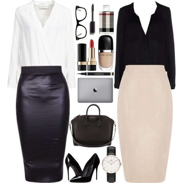 A fashion look from April 2016 featuring By Malene Birger blouses, Milly blouses and Oasis skirts. Browse and shop related looks.