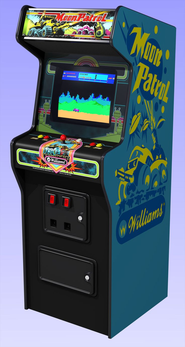 box arcade games
