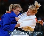 Kayla Harrison bio, winner of first, ever, US Olympic Gold Medal in Judo