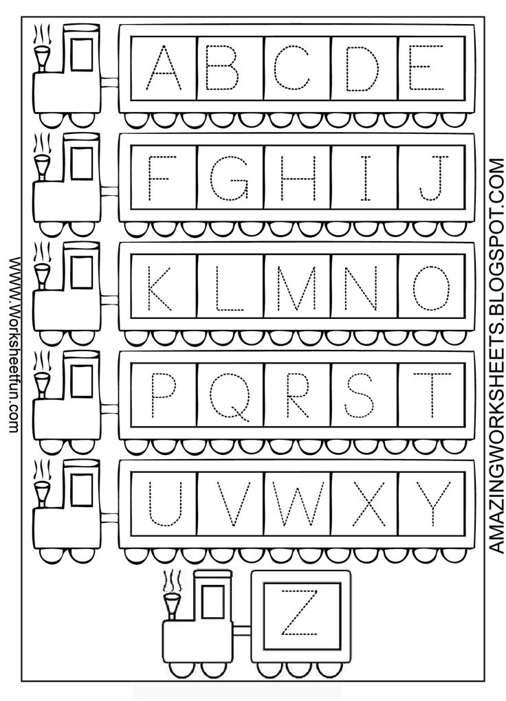 Worksheets Uppercase Tracing 14 best images about letter tracing on pinterest both capital and lowercase sheets