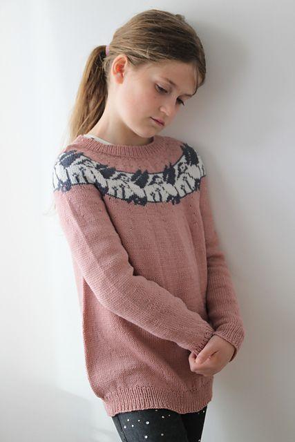 Ravelry: aidasofie's New Desing Colibri sweater