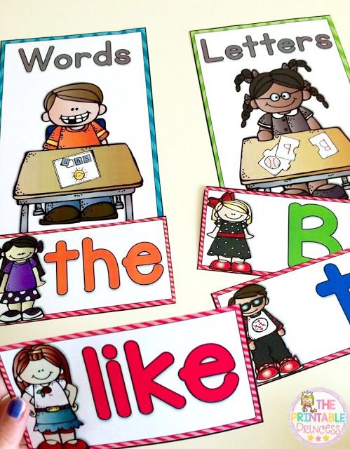 This blog post contains some great ideas to help you teach uppercase and lowercase letters, numbers 1-10, beginning sounds, word sorts, letter recognition, letter sounds, number order, numbers, shapes, find the missing number, and MORE! Your Kinder classroom or homeschool students will love the activities included. Plus there's a great FREE download too! Click through now!