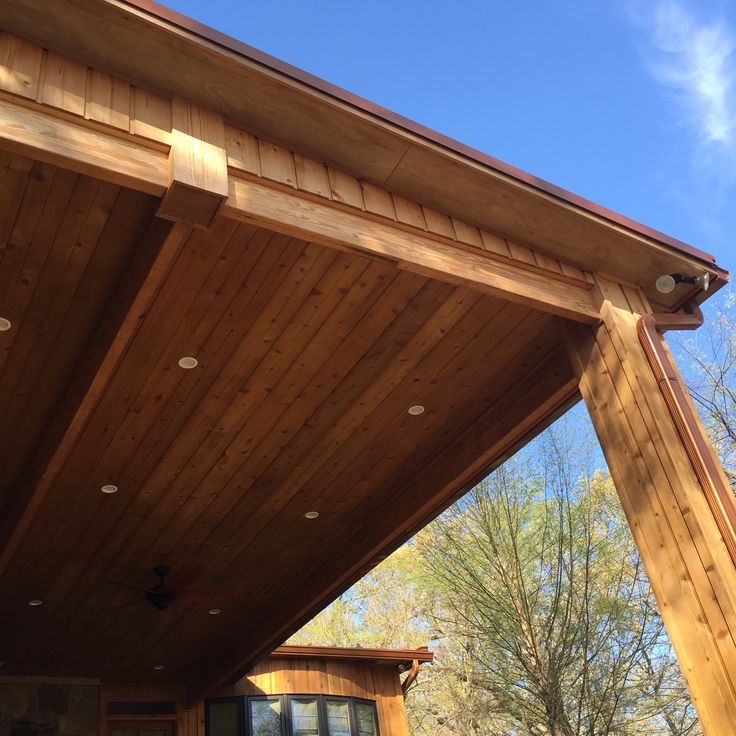 1000 ideas about cedar tongue and groove on pinterest for Tongue and groove roof