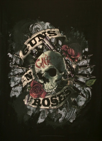 Guns and Roses (Only their earlier stuff)