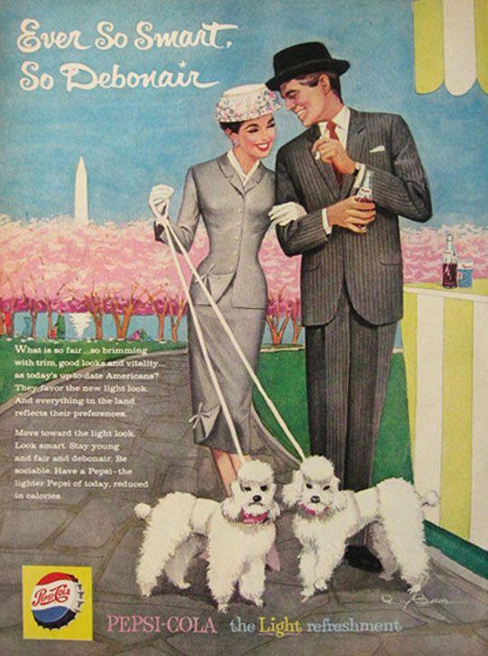 1950's Vintage Fashion Style