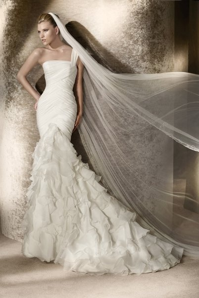 San Patrick Wedding Dresses