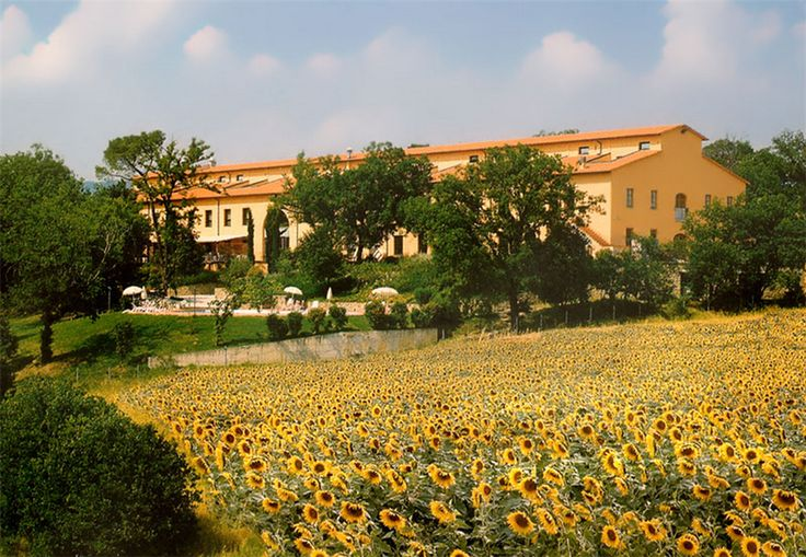 Fly & Drive - Viikon paketti Toscanassa, sis. lennot Roomaan, majoituksen hotellihuoneessa tai huoneistossa, vuokra-auto, 1 x illallinen kahdelle, 1 viininmaistelu sekä ilmainen pysäköinti.