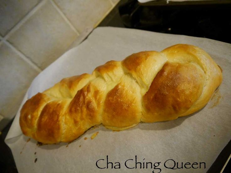 Braided Challah Recipe for Sweet Jewish Bread