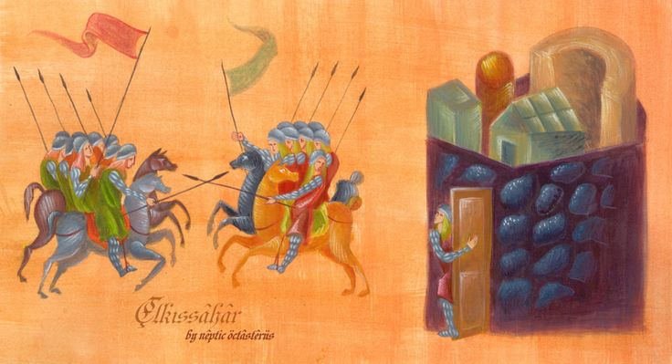 Elkıssâhâr - Folk/Fantasy