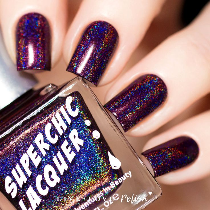 SuperChic Zombie Crush Nail Polish (Urban Dictionary Collection)