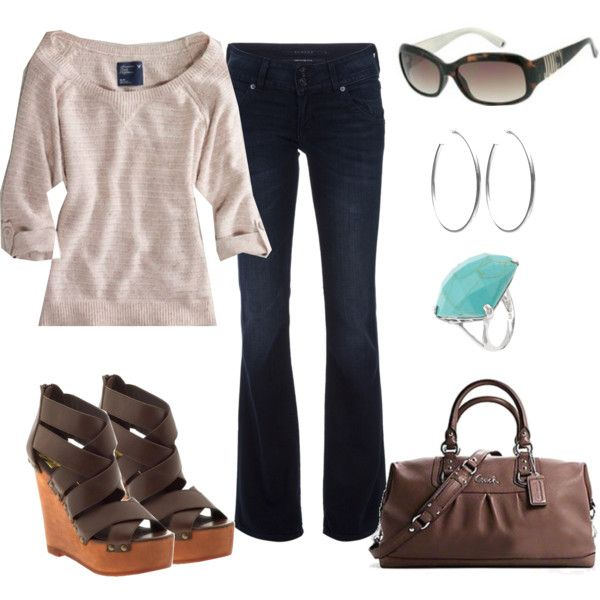 Not a fan of the shoes but like this: Shoes, Girls Day, Fashion Style, Cute Outfits, Casual Comfy, Fall Fashion, Bags, Hey Fashionista, Style Fashion