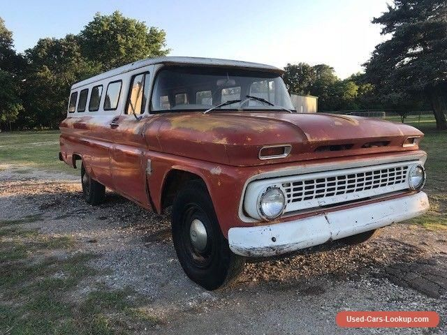 Car For Sale 1963 Chevrolet Suburban Chevrolet Suburban Cars