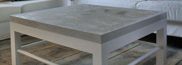 Gör ett soffbord med stenskiva - TV4 - tv4.se