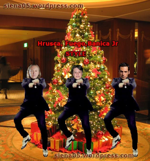 Christmas Style!