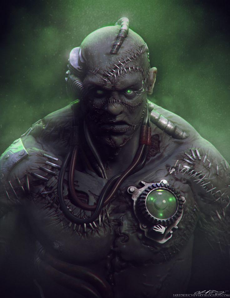 Frankenstein's Army - Personal work | Concept Art ...