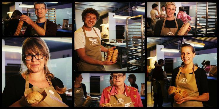 Slow bakkers zoals Jorrit van De Streekbakker pakken het bakgebeuren grondig…