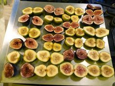 Foods For Long Life: What To Do With Fresh Figs - Enjoy Them Now But Freeze Some For Later! Plus Recipe For Fig Balsamic Vinaigrette.