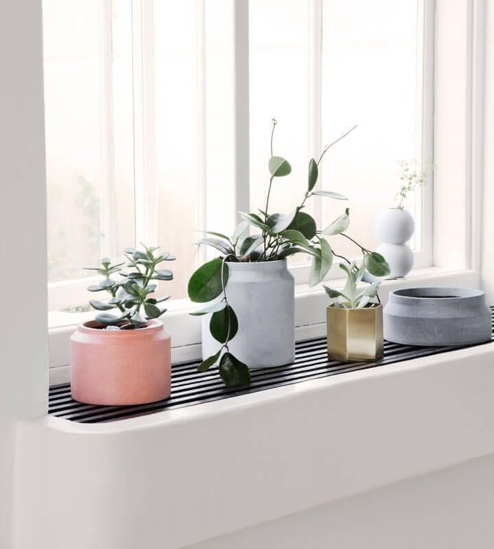 Ferm living - Pot light grey small