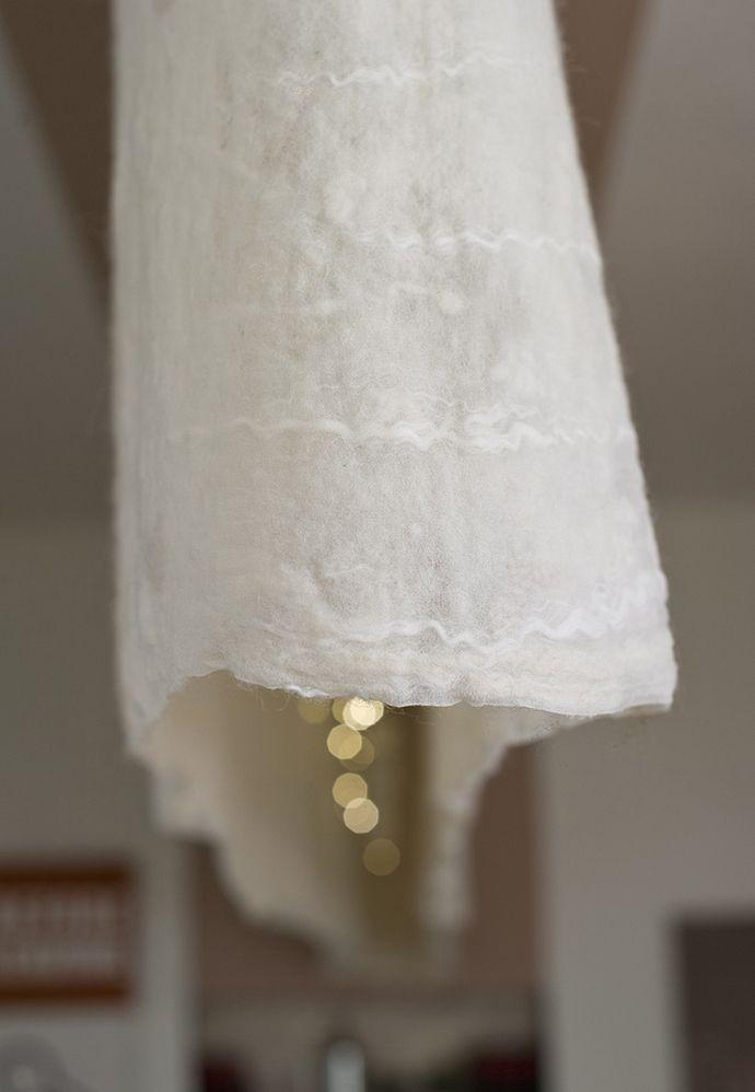 Design Judith Byberg Private house Ispra Photo Del Piano Navone. #interiordesign #furniture #lightdesign #nunofelt #lamp