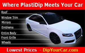 The Ultimate Plasti Dip Car Guide