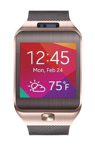 Samsung Gear 2 Smartwatch - Brown Gold Samsung http://smile.amazon.com/dp/B00JBJ3HL0/ref=cm_sw_r_pi_dp_Jon9tb0R7P7WC