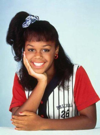 Jaimee Foxworth as Judy Winslow on Family Matters
