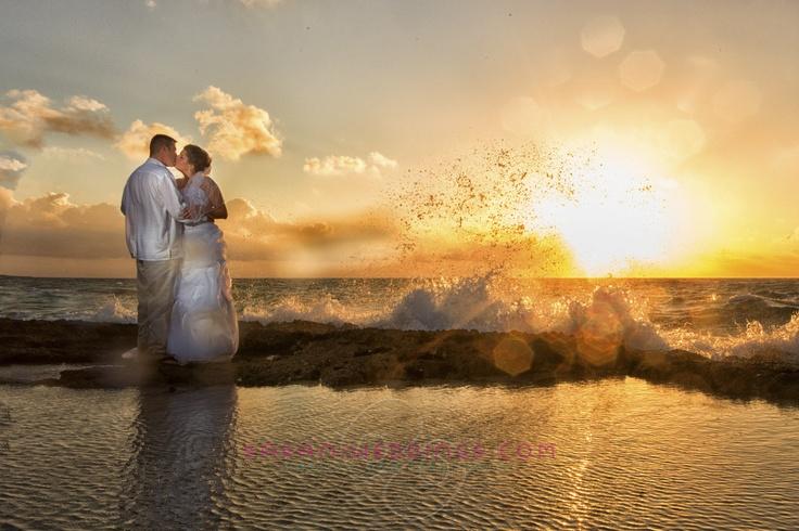 Destination Weddings Mayan Riviera  By Sarani®