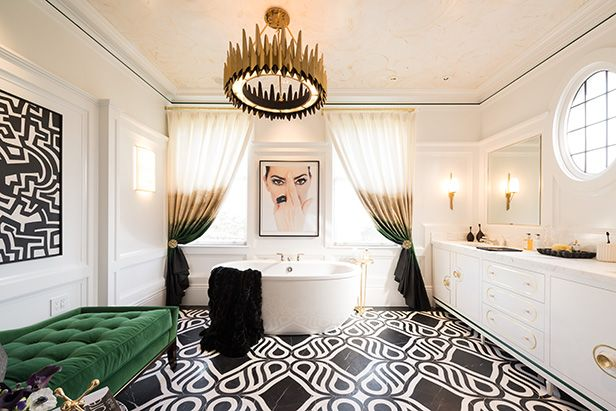 Bathroom san francisco decorator showcase salon by for Bathroom design san francisco