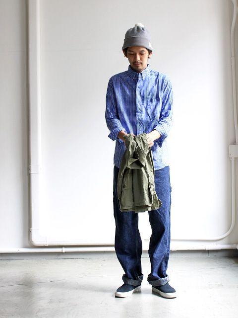 Japanese Workwear Style