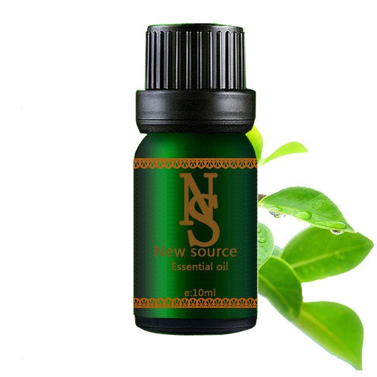 Lámpara de la fragancia de aceite esencial de árbol de té especias 10 ml aceite esencial de Aromaterapia humidificador A5