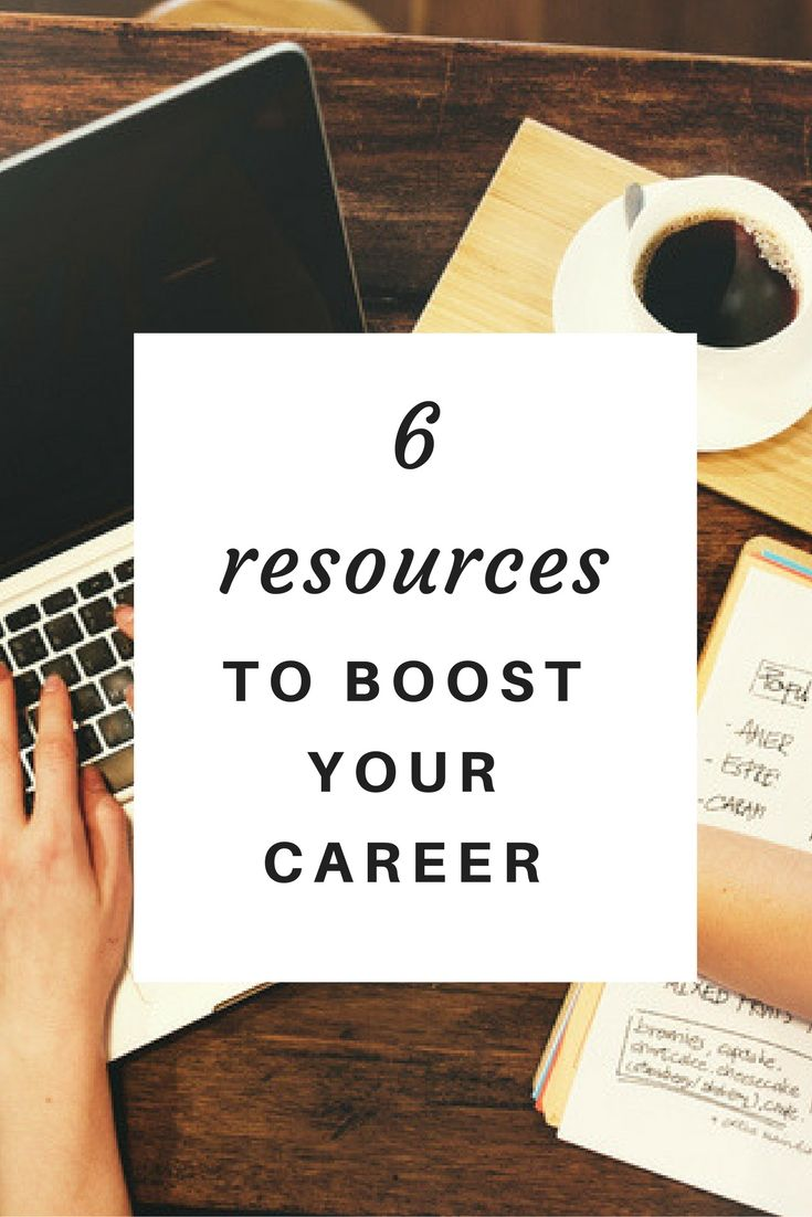 6 ways you can boost your career