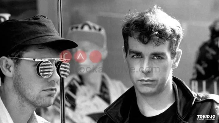 Pet Shop Boys – The Boy Who Couldn't Keep His Clothes On (Remix)