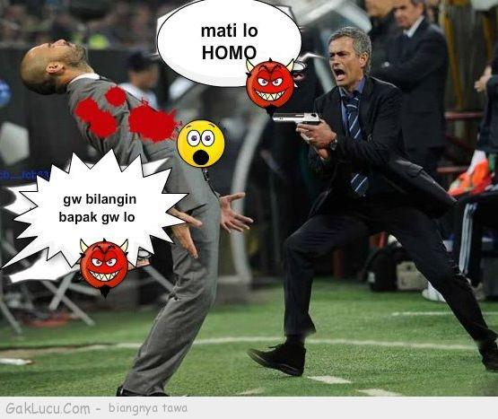 Lelucon berjudul nasib Barca VS Madrid  :) :) yang dibuat oleh kepix di www.GakLucu.com. Temukan juga lelucon lain yang mirip.