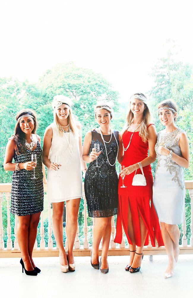 Great gatsby red dress ideas 2017