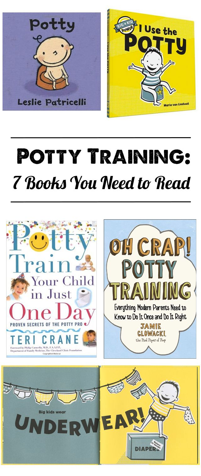 The Best Potty Training Books: 7 Books to Get You and Your Little One Through