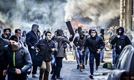 Anger in Bosnia, but this time the people can read their leaders' ethnic lies | Slavoj Žižek | Comment is free | The Guardian