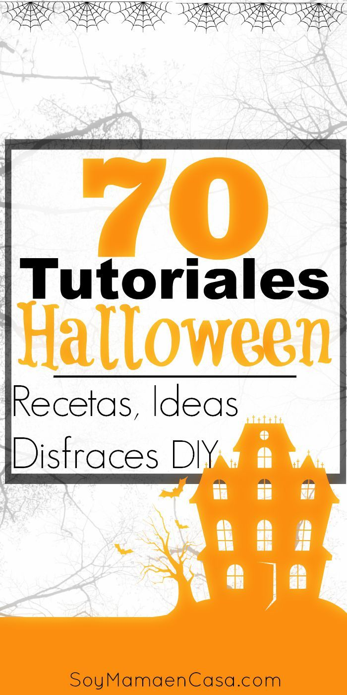 13 best halloween images on pinterest bruges halloween - Ideas para hacer en casa ...
